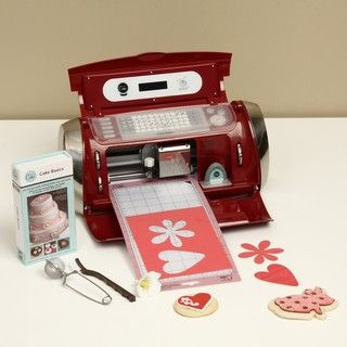 Cricut Cake Mini Die Cutting Food and Cake Decorating Machine Cricut Die Cut Machines