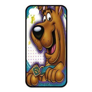Mystic Zone Customized Scooby iPhone 4 Case for iPhone 4/4S Cover Funny Cartoon Fits Case KEK0188 Cell Phones & Accessories