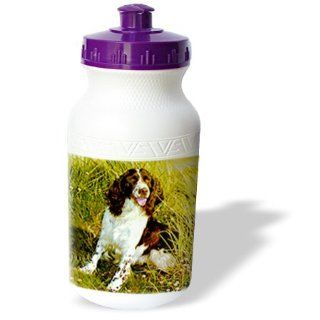 wb_465_1 Dogs English Springer Spaniel   English Springer Spaniel   Water Bottles  Bike Water Bottles  Sports & Outdoors