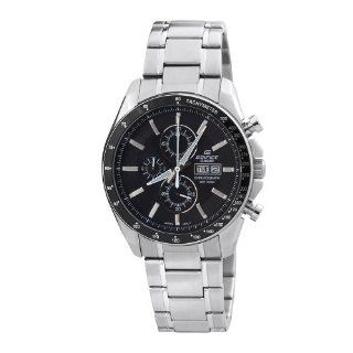 Casio Men's EFR502D 1AV Edifice Stainless Steel Chronograph Sport Watch Casio Watches