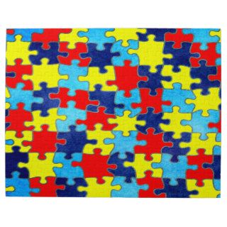 Autism Awareness Jigsaw Puzzles