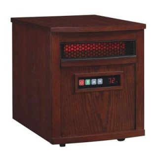 Duraflame 1500 Watt Electric Infrared Quartz Heater   Cherry 9HM8000 C218