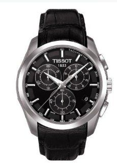 Tissot T trend Couturier Black Dial Chronograph Mens Watch T0356171605100 at  Men's Watch store.