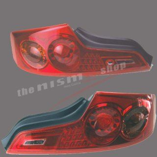 INFINITI G35 06 UP STYLE COUPE TAIL LIGHTS NEW Automotive