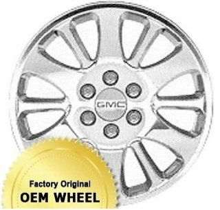 CADILLAC,GMC,CHEVROLET AVALANCHE,ESCALADE,SIERRA,SILVERADO,SUBURBAN,TAHOE,YUKON 17x7.5 Factory Oem Wheel Rim  POLISHED   Remanufactured Automotive