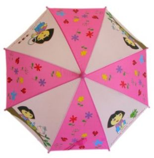 Dora The Explorer Umbrella   Girls Umbrella Clothing