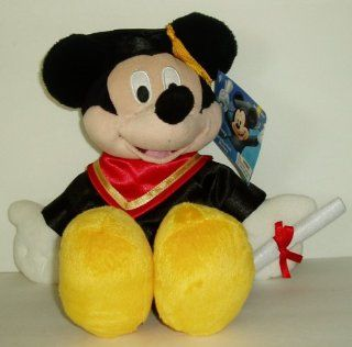 Disney Mickey Mouse Graduation Stuffed Animal Plush Toy Toys & Games