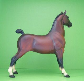 RETIRED 1995 BREYER ARISTOCRAT #496 CHAMPION HACKNEY HORSE  Other Products