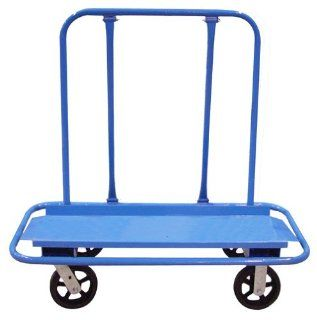 Bon 84 499 Drywall Cart with 2 Fixed and 2 Swivel Heavy Duty Casters