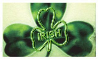 ADV PRO bb486 Shamrock Irish Pub Banner Shop Sign   Business And Store Signs