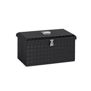 UWS 21 in. Aluminum Black Large Tool Box DISCONTINUED TB 2 BLK