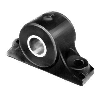 Heavy duty pillow block bearing DIN 504 A with red brass bush bore 50mm D10 material grey cast iron
