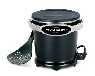 Presto 05420 FryDaddy Electric Deep Fryer National Presto Cooker Staff Kitchen & Dining