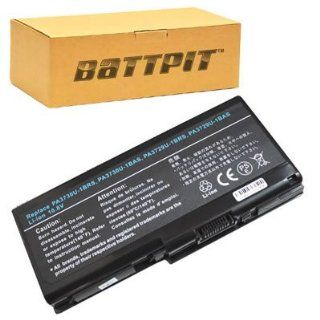 Battpit™ Laptop / Notebook Battery Replacement for Toshiba Qosmio X505 Q870 (4400mAh) Computers & Accessories