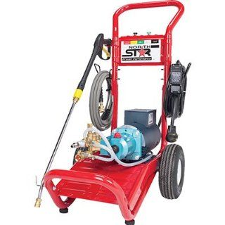 NorthStar Electric Cold Water Pressure Washer   3000 PSI, 2.5 GPM, 230 Volt  Patio, Lawn & Garden