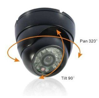1/3inch Sony CCD 420tvl Waterpoof Ir Dome Camera  Camera & Photo
