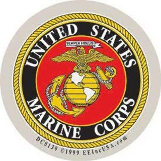 United States Marine Corps Sticker Sports & Outdoors
