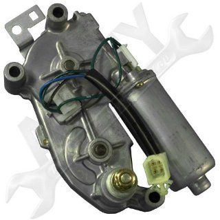 APDTY 76700 S10 A02 Rear Windshield Wiper Motor For 1997 2001 Honda CRV/CR V Automotive