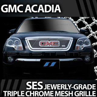 2007 2010 GMC Acadia SES Chrome Mesh Grille Automotive