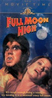Full Moon High [VHS] Adam Arkin, Roz Kelly, Ed McMahon, Joanne Nail, Bill Kirchenbauer, Elizabeth Hartman, Louis Nye, Demond Wilson, Jim J. Bullock, James Dixon, Kenneth Mars, Alan Arkin, Daniel Pearl, Larry Cohen, Armond Lebowitz Movies & TV
