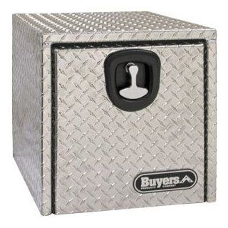 Buyers 30 In. Aluminum Underbody Truck Box w/Tread Surface Automotive
