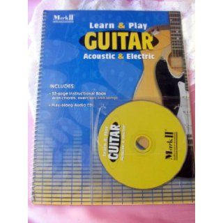 Mark II Learn & Play Guitar Acoustic & Electric Books