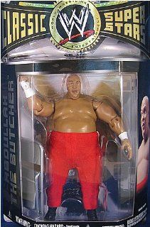 WWE Classic Superstars Series 14 > Abdullah The Butcher Action Figure Toys & Games