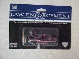 SPECCAST 164 SCALE 2001 FORD CROWN VICTORIA MINNESOTA STATE PATROL DIE CAST COLLECTIBLE REPLICA, SPEC CAST POLICE CAR MINNESOTA STATE PATROL DIE CAST Toys & Games