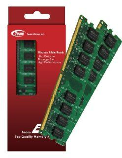 4GB (2GBx2) Team High Performance Memory RAM Upgrade For Dell OptiPlex 320 FX160 GX520. The Memory Kit comes with Life Time Warranty.