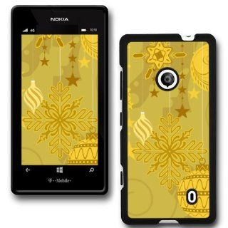 Christmas Holiday Design Collection Hard Phone Cover Case Protector For Nokia Lumia 520 521 #8139 Cell Phones & Accessories