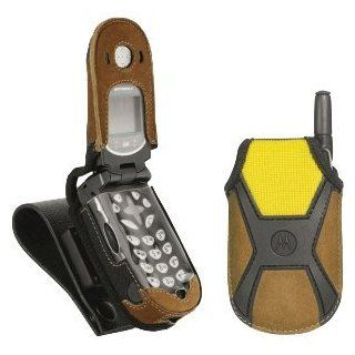 Nextel I530 Heavy Duty Yellow Flip Case Cell Phones & Accessories