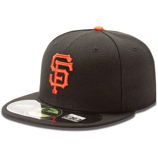 NEW ERA Mens San Francisco Giants Authentic Collection Game 59Fifty Fitted Hat