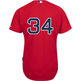 Majestic Athletic Boston Red Sox David Ortiz Authentic Alternate Cool Base