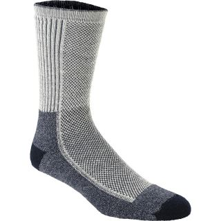 WIGWAM Adult Cool Lite Hiker Pro Crew Socks   Size Large, Navy