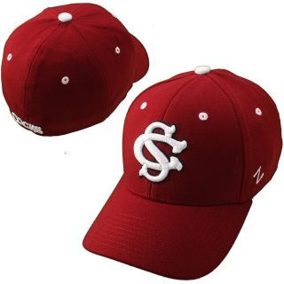 Zephyr South Carolina Gamecocks ZH Stretch Fit Hat   Size Large, South