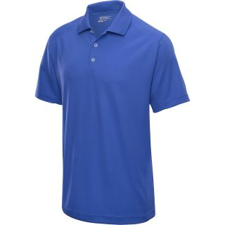 NIKE Mens Tech Jersey Golf Polo   Size Large, Game Royal/white