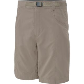 MOUNTAIN HARDWEAR Mens Canyon Shorts   Size 32, Khaki