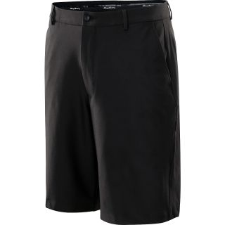TOMMY ARMOUR Mens Flat Front Shorts   Size 42, Black