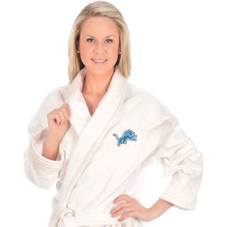 Wincraft Detroit Lions Robe, White (A77290)