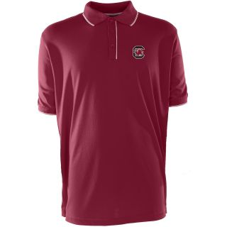 Antigua Mens South Carolina Gamecocks Elite Desert Dry Xtra Lite Moisture