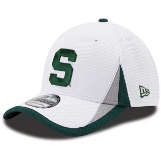 NEW ERA Mens Michigan State Spartans Training Classic 39THIRTY Flex Fit Cap
