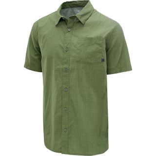 MOUNTAIN HARDWEAR Mens McClane Short Sleeve Shirt   Size Medium, Pesto