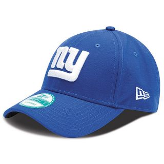 NEW ERA Mens New York Giants 9FORTY First Down Cap, Royal