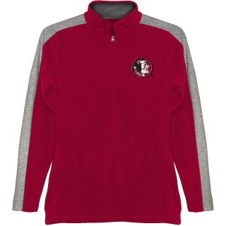 T SHIRT INTERNATIONAL Mens Florida State Seminoles BF Conner Quarter Zip