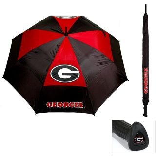 Team Golf University of Georgia Bulldogs Double Canopy Golf Umbrella