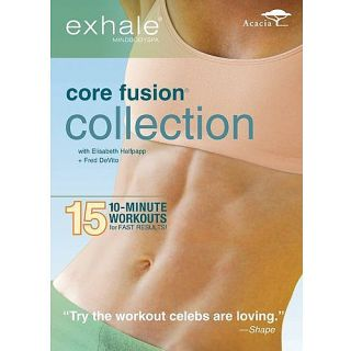 Exhale Core Fusion Collection DVD (054961832798)