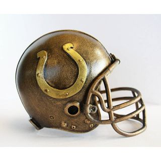Wild Sports Indianapolis Colts Helmet Statue (TWHN NFL113)