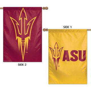 WINCRAFT Arizona State Sun Devils Double Sided Vertical House Flag