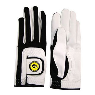 Team Golf University of Iowa Hawkeyes Golf Glove Left Hand (637556215192)