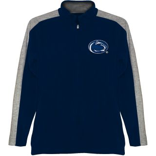 T SHIRT INTERNATIONAL Mens Penn State Nittany Lions BF Conner Quarter Zip